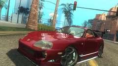 Toyota Supra Light Tuned für GTA San Andreas