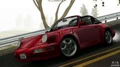Porsche 911 Carrera 4 Targa (964) 1989 für GTA San Andreas