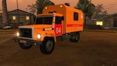GAZ 3309;
