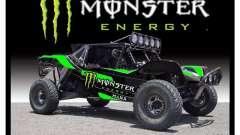Boot-Screen Monster Energy