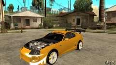 Toyota Supra D1GP pour GTA San Andreas