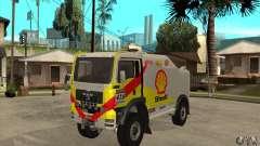 MAN TGA Rally OFFROAD für GTA San Andreas