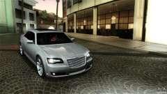 Chrysler 300C V8 Hemi Sedan 2011 pour GTA San Andreas