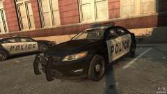 Ford Taurus Police Interceptor 2010