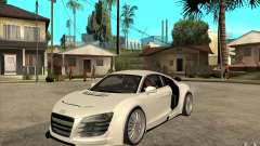 Audi R8 5.2 FSI custom