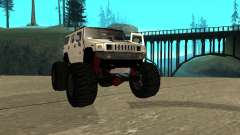 Hummer H2 MONSTER pour GTA San Andreas