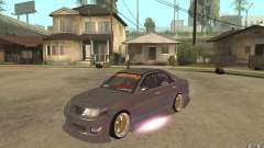 Toyota JZX110 Chaser V.I.P. Drifter pour GTA San Andreas