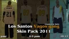 Nouveaux skins The Gang de Vagos