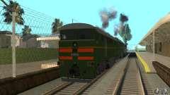 Locomotive 2te116