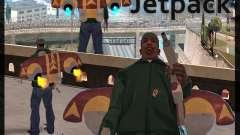 Un Jetpack nouveau