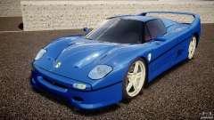Ferrari F50 Spider v2.0 pour GTA 4
