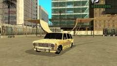 VAZ 2102 Gold für GTA San Andreas