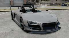 Audi R8 Spider Body Kit Final