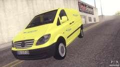Mercedes Benz Vito Pošta Srbije