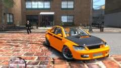 Sultan RS HD FreeStyle Team für GTA 4