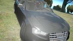 Audi A6 Avant Stanced