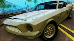 Shelby GT 500 KR pour GTA San Andreas