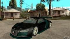 Audi R8 LMS pour GTA San Andreas