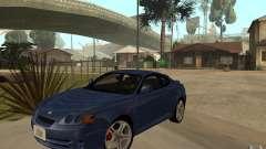 Hyundai Tiburon Jc2 für GTA San Andreas