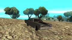 Plymouth Roadrunner 1970 pour GTA San Andreas