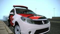 Renault Sandero Policia