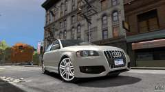 Audi S3 2006 v1.1 n'est pas tonirovanaâ