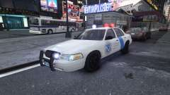 Ford Crown Victoria Homeland Security pour GTA 4