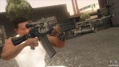 AK-47 v2 pour GTA San Andreas