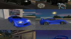 Toyota Supra 2006 Most Wanted pour GTA San Andreas