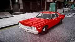Dodge Monaco 1974 stok rims