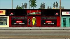 Cropp Town SHOP pour GTA San Andreas
