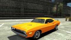 Dodge Challenger R/T Hemi 1970 für GTA 4