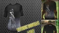 Watchmen Rorschach chemise