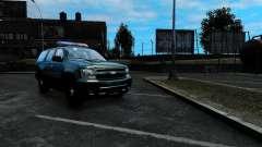 Chevrolet Tahoe Hungarian Vam-Zoll Custom pour GTA 4