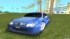 Mercedes-Benz CLK500 C209 pour GTA Vice City