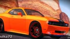 Dodge Quinton Rampage Jackson Challenger SRT8 v1