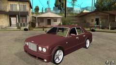 Bentley Arnage GT für GTA San Andreas