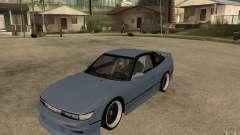 Nissan Silvia80 - EMzone Edition