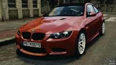 BMW M3 GTS 2010 pour GTA 4