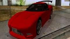 Chevrolet Corvette C5 für GTA San Andreas