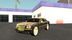 Chrysler 300C dub edition