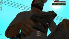 Glock new version für GTA San Andreas