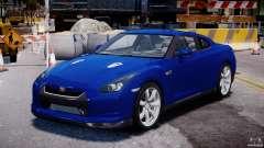 Nissan Skyline GT-R R35