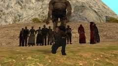 Mise à jour Pak personnages de Resident Evil 4