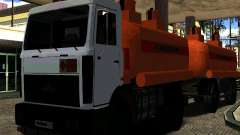 MAZ 533702 camion