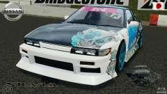 Nissan Silvia S13 Non-Grata [Final] pour GTA 4