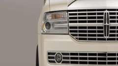 Laden Bildschirme Lincoln Navigator