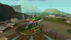 Bell 206 B Police texture3