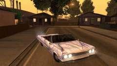 Nouvelle savane-nouveau travail de peinture pour GTA San Andreas
