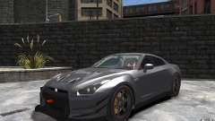 Nissan GT-R v1.1 Tuned pour GTA 4